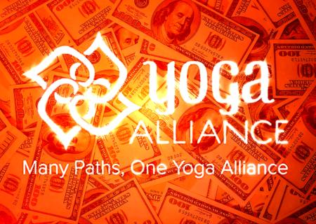 اتحاد یوگا برای کسب درآمد بیشتر