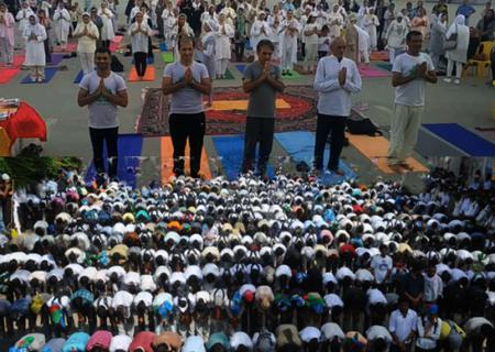 روز جهانی یوگا؛ در ایران چه میگذرد!