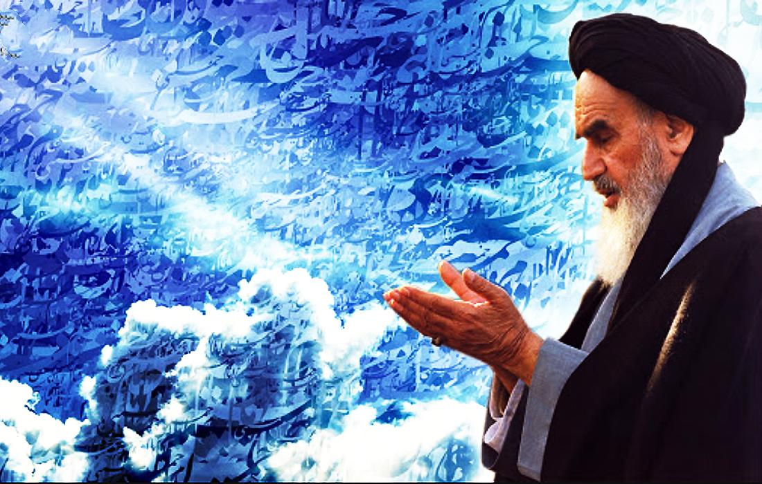 معنویت گرایی در نهضت امام خمینی