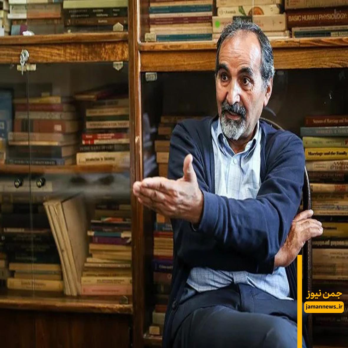 مصاحبه؛ فروکاستی در دینداری مردم ایران صورت نگرفته است