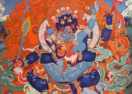 یوگا و گوروهایی که آرام نمیگیرند