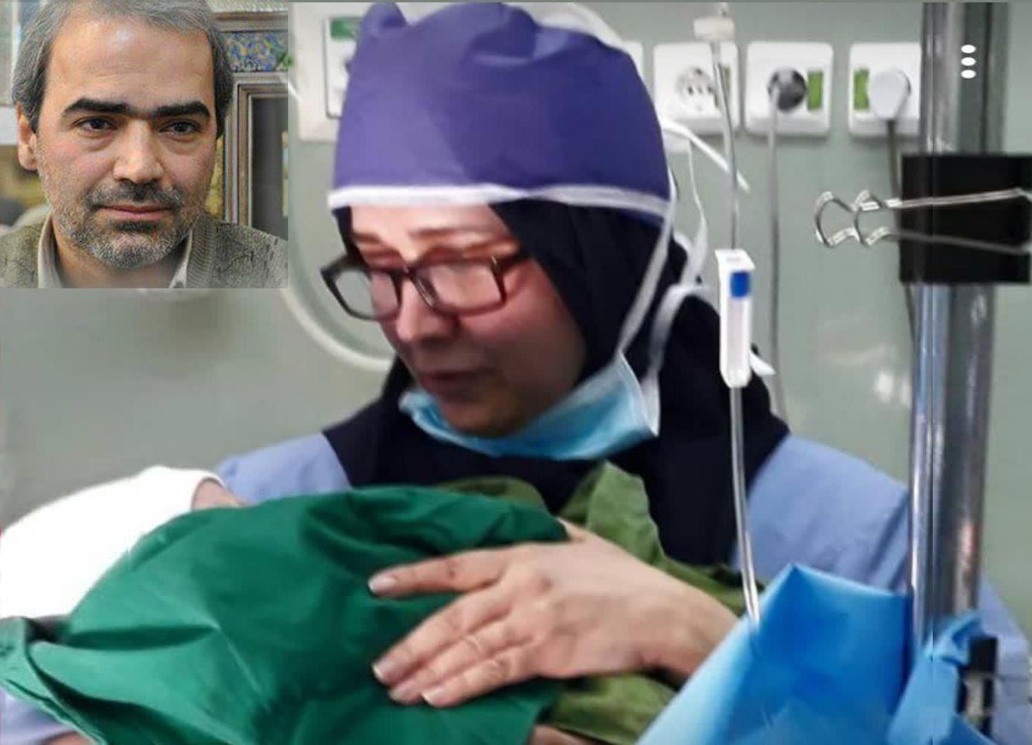 اهانت طاهری و مسترهای عرفان حلقه به مرحوم اللهیاری و خانواده ایشان