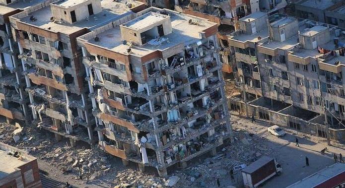 زلزله کرمانشاه و سوءاستفاده فرقه ها