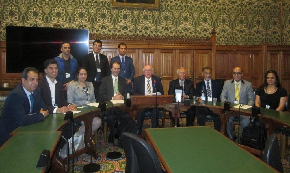 مجلس عوام انگلیس به بررسی وضعیت عرفان حلقه پرداخت
