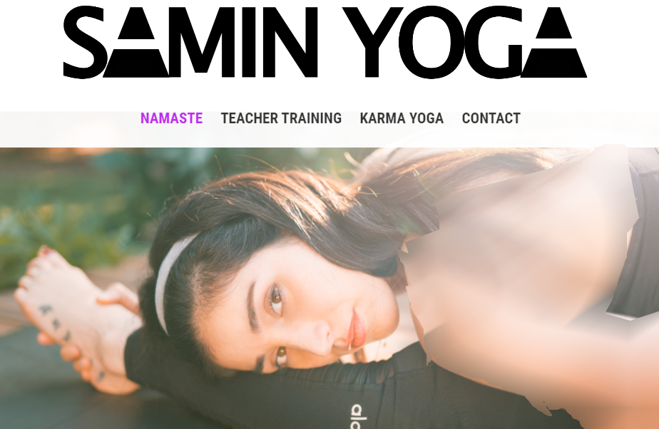 ثمین یوگا؛ از آمریکا برای ایرانیان