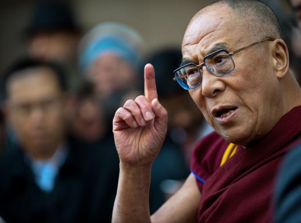 دالایی لاما: دین برای صلح است نه بسیج توده ها!