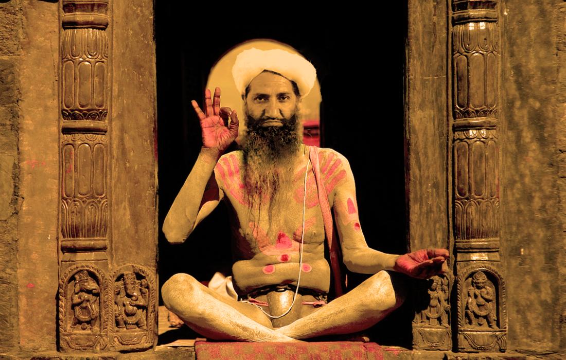 تناقض یوگا، آرامش بخشی و رفتار داعشی گونه