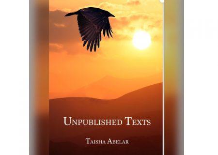 ترجمه اثر جدید تایشا آبلار در ایران